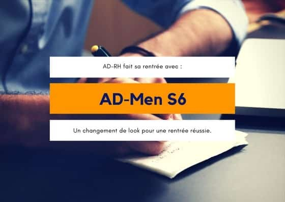 AD-Men is getting a makeover: Discover S6